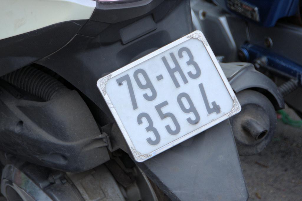 Tra cứu biển số xe máy, xe ô tô cả nước